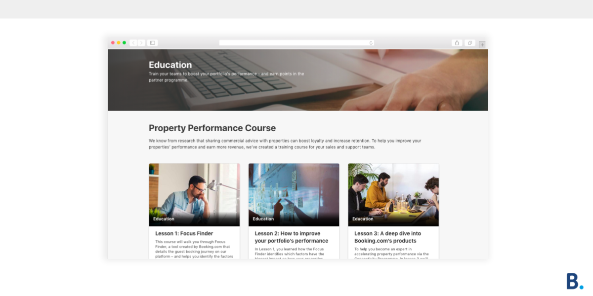 Property Performance Course