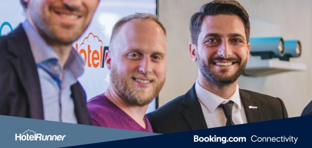 HotelRunner and Booking.com
